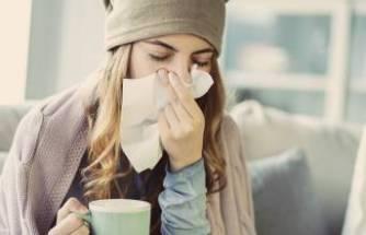 Araştırma: Soğuk algınlığı virüsü etkisiz hale getiriyor
