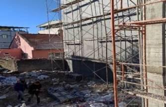 Bursa'da iskeleden düşen işçi hayatını kaybetti
