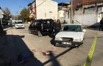 Bursa'da silahlı çatışma! Mahalleliler de katıldı ortalık karıştı...