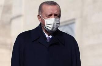 """Cumhurbaşkanı Erdoğan: """"Tedbirleri almaya mecburuz ve alacağız"""""""
