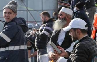 İstanbul'da şok manzara! Akın ettiler