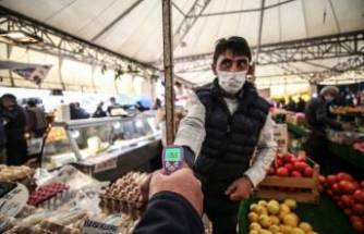Salgında 3. zirveyi yaşayan Bursa'da sıkı denetim