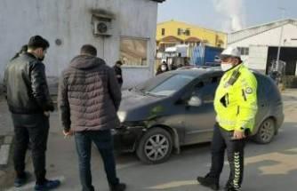 Bursa'da otomobilini çalındığı yerde gördü hırsıza yetişemedi!