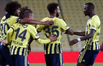 Fenerbahçe kupada turu tek golle geçti!