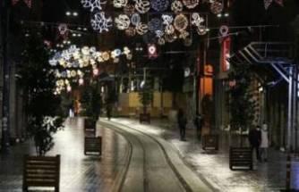 Yılbaşı için '4 günlük yasak' açıklaması