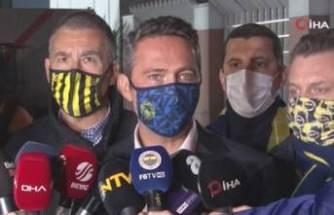 Ali Koç: 'Türk futbolunu yönetenler demek ki çok meşgul ki bir cevap bile alamadık!'