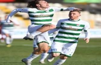 Bursaspor altyapısından 26 gol