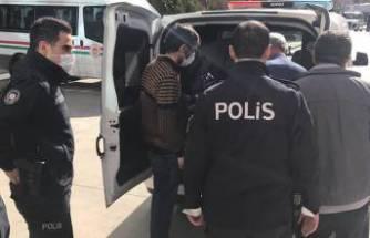 Adliye çıkışı ortalık karıştı! 13 kişi gözaltına alındı