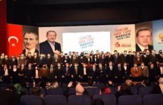 AK Parti Bursa Gençlik Kolları Başkanı Temiztürk oldu