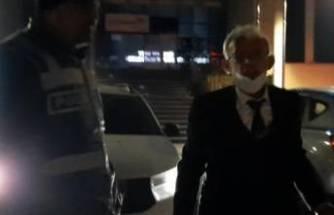 Bursa'da alkollü sürücü polis ekiplerini çileden çıkarttı