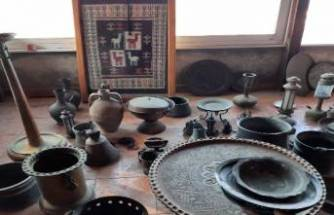 Bursa'da tarihi eser kaçakçısı evini müzeye çevirmiş