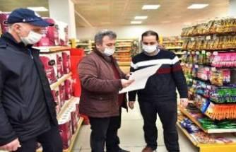 Bursa Osmangazi'den iş yerlerine deprem denetimi