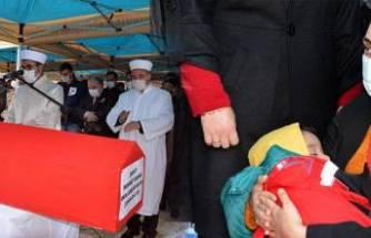 Bitlis şehitleri için son görev