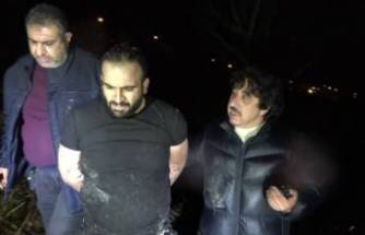 Bursa'da polisten kaçan hırsızlık şüphelisi tarlada yakalandı