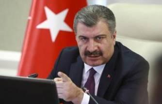 Sağlık Bakanı Koca'dan hafta sonu kısıtlaması açıklaması!