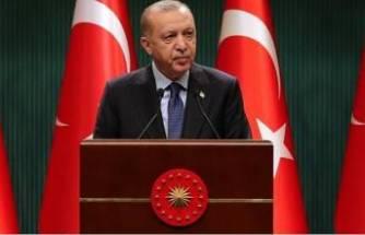 Kabine sonrası Cumhurbaşkanı Erdoğan açıkladı! Sokağa çıkma yasağı kalkacak mı? Kafeler ve restoranlar ne zaman açılacak?