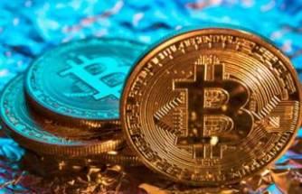Bitcoin 55,000 dolar sınırında