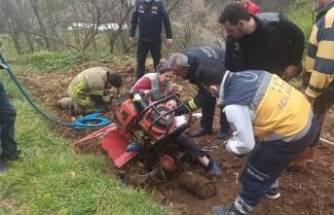 Bursa'da çapa motoru dehşeti...Ormanda hayat kurtarmak için zamanla yarış