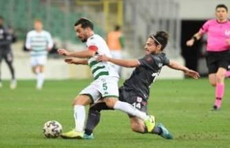 Bursaspor deplasmanda Samsunspor'la karşılaşacak