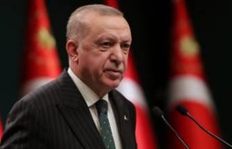 Cumhurbaşkanı Erdoğan: 'Füzemiz BOZDOĞAN, ilk atışta hedefi tam isabetle vurdu'