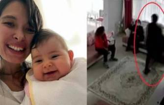 Koruma tedbiri olan baba 4 aylık bebeği pencereden kaçırdı...