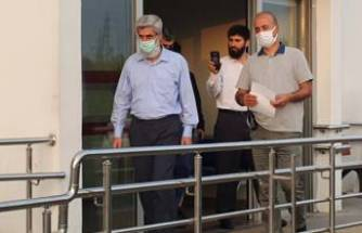 Alparslan Kuytul'un gözaltı süresi uzatıldı