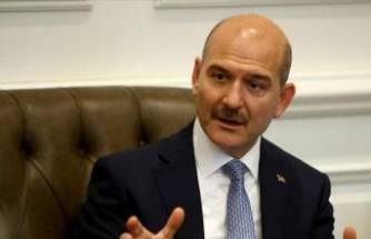 """Bakan Soylu'dan Sedat Peker'e yanıt: """"Bizatihi katkım var!"""""""