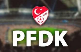 Beşiktaş'ta Cenk Tosun ve Aboubakar, PFDK'ya sevk edildi