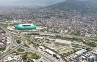 Bursa, Acemler Kavşağı'nın yükü yeni köprüyle hafifleyecek