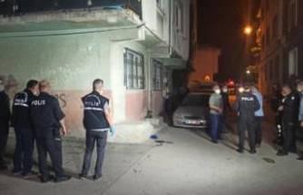 Bursa'da kavga ihbarına giden polis ekibine silahlı saldırı