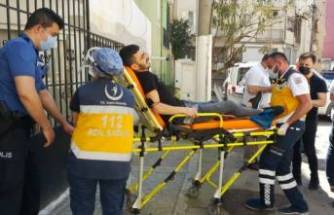 Bursa'da sokakta yürüyen gençlere silahlı saldırı