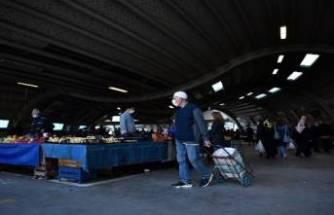 Bursa Osmangazi'de tam kapanmada kurulacak pazarlar belirlendi