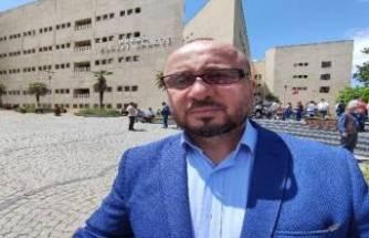 Bursalı avukat yanağından ısıran şahsın aldığı cezaya isyan etti
