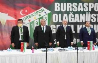 Bursaspor'da başkan adaylığı için son 10 gün!