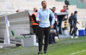 Bursaspor Teknik Direktörü Mustafa Er: 'Oyuncularımız Avrupa kulüplerinin radarına girdi'