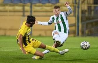 Bursaspor'un skora en çok etki eden futbolcusu Burak Kapacak