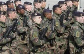"""Fransa'da askerlerden ikinci bir bildiri! """"İç savaş"""" çıkacak"""