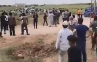 Kaçak elektrik denetiminde ekiplere taşlı ve sopalı saldırı: 3 yaralı