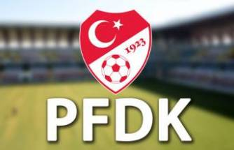 PFDK'dan Beşiktaş'a ceza yağdı!