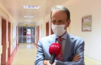 """Prof. Dr. Ceyhan'dan korkutan açıklama: """"Yüzde 2'den 52'ye çıktı"""""""