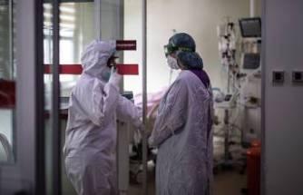 Sağlık Bakanlığı Covid-19 tablosunu paylaştı! Vaka sayısında düşüş devam ediyor