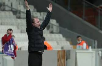 """Sergen Yalçın: """"Hesapta olmayan bir maç kaybettik"""""""