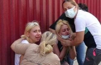 Vahşice katletti! Sese uyanan kızı gözyaşlarına boğuldu