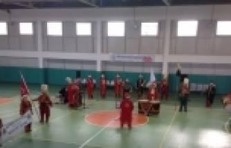 KÜRE MEHTER TAKIMI, SEYDİLER'DE KONSER VERDİ