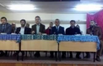 YOZGAT BELEDİYE BAŞKANI ARSLAN, MAHALLE TOPLANTILARINI SÜRDÜRÜYOR