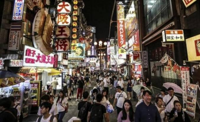 Japonya'da tatile gideceklere para verilecek