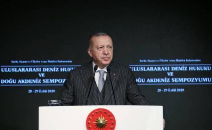 Cumhurbaşkanı Erdoğan'dan Azerbaycan açıklaması!