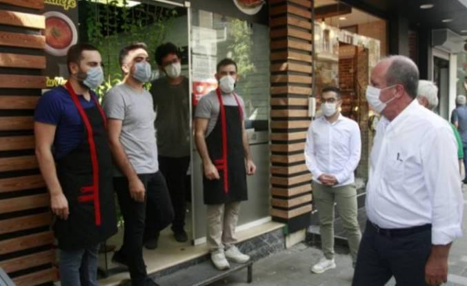 Muharrem İnce Bursa'da: Doğu Akdeniz'de karşımızda kim varsa Ermenistan'ın yanında da o vardır