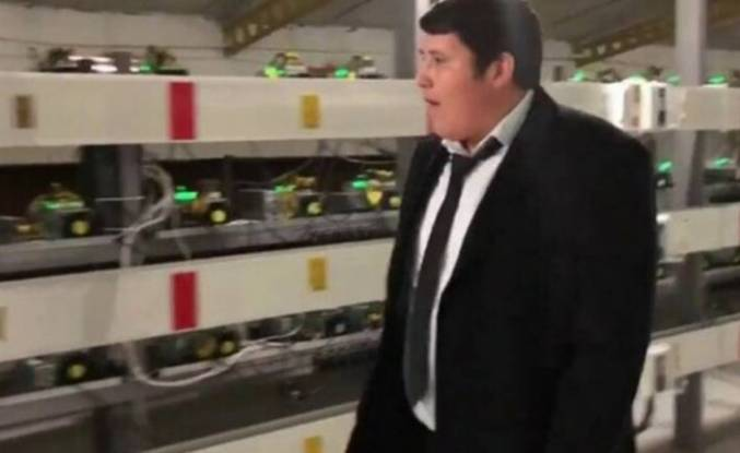 Tosuncuk'un 500 Bitcoin cihazı kayıp