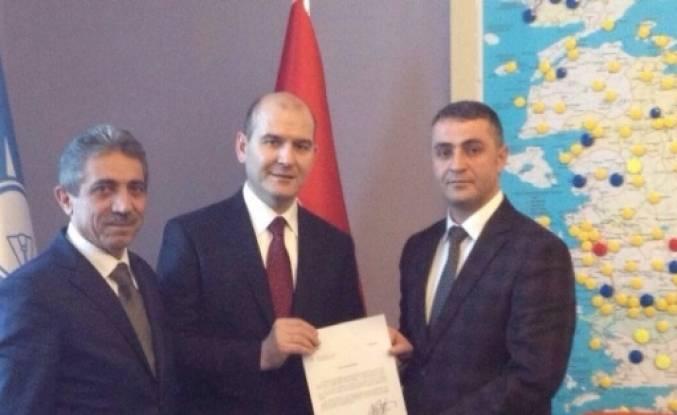 Ak Parti Turhal İlçe Başkanlığı'na Atama